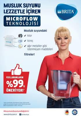 Aluna XL Filtreli Sürahi- Beyaz ,3,5 lt